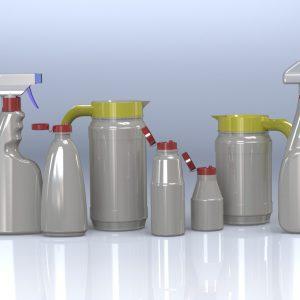 jarra pulverizadores